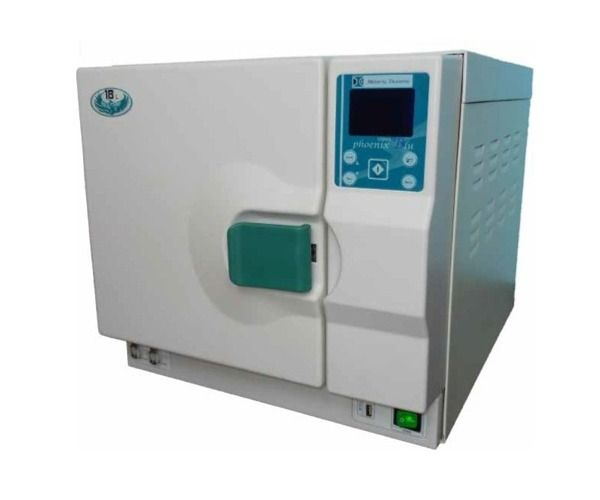 Autoclave classe B 18 lt stampante integrata MADE IN ITALY
