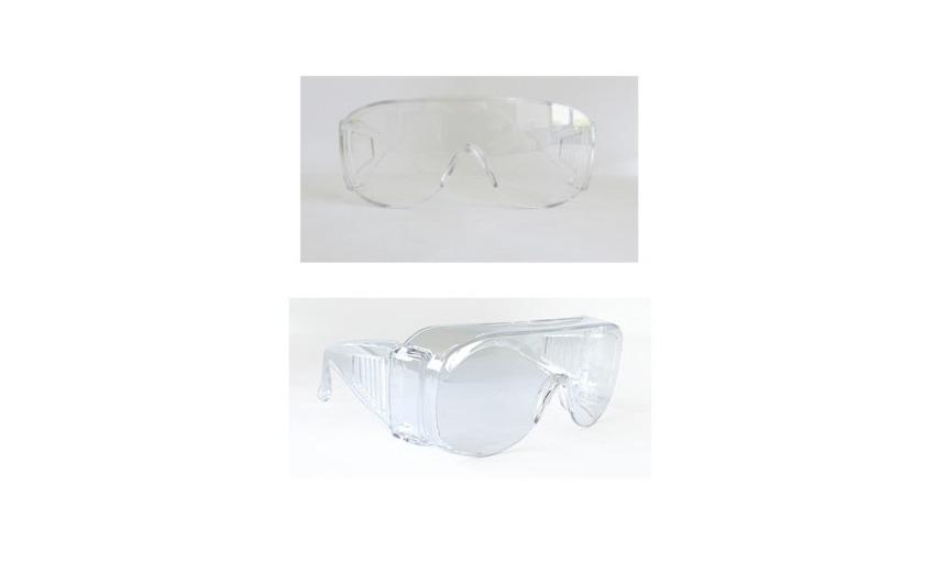 Occhiali protettivi EN 166